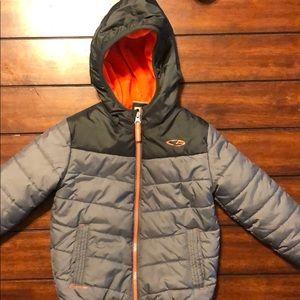 3T Champion winter coat